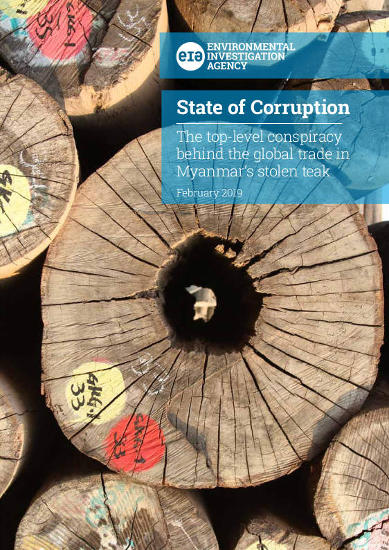 State of corruption – EIA Reports