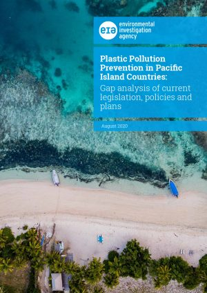 Plastic Prevention Gap Analysis 2020
